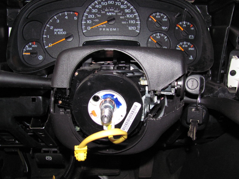 steering wheel controls added -- updated part numbers